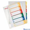 ESSELTE nyomtatható regiszter A4 1-6 részes