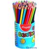 MAPED COLOR`PEPS színes ceruza ceruzatartóban 72 db/doboz