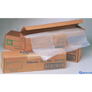 FELLOWES hulladékgyűjtő zsák iratmegsemmisítőhöz 38 literes