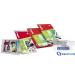 APLI Írásvetítő fólia fénymásológéphez vezetőcsíkkal a hosszabb oldalon A4 100lap/csom
