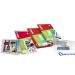 APLI Írásvetítő fólia lézernyomtatóhoz vezetőcsíkkal a rövidebb oldalon A4 50lap/csom