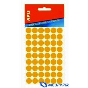 APLI 25 x 40 mm kézzel írható etikett 160 etikett/csomag