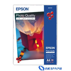 Epson Photo Quality Ink Jet Paper A4 104 g/m2 ív(100)