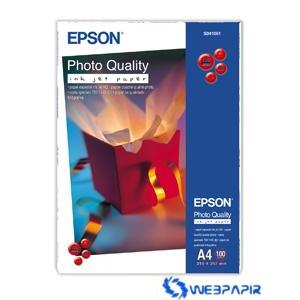 Epson Photo Quality Ink Jet Paper A4 104 g/m2 ív(100)