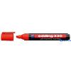 EDDING 330 alkoholos marker piros