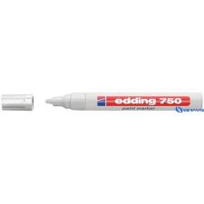 EDDING 750 lakkmarker fehér filctoll, marker