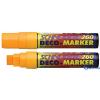 SCHNEIDER 260 narancssárga folyékony kréta marker