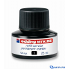 EDDING T25 utántöltő alkoholos markerhez fekete