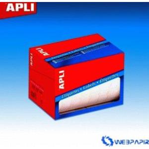 APLI Körcímke 10 mm átmérő kézzel írható 1260 etikett/csomag