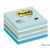 3M/POSTIT 76x76 öntapadós jegyzettömb kocka Aquarell kék