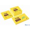 3M/POSTIT 76x76 öntapadós kockatömb Super Sticky sárga 350 lap