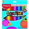 MAPED COLOR`PEPS színes ceruza 24 db/doboz db(24)