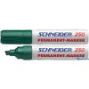 SCHNEIDER 250 alkoholos marker 2-7mm zöld vágott