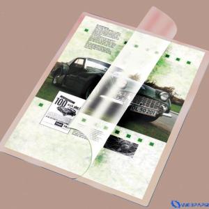 3L Hideglamináló fólia A4 225x312 10db/csom
