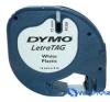 DYMO Letratag 12x4m fehér címkézőgép