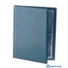 VICTORIA Névjegykártyatartó 16 zsebes kék
