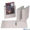 ESSELTE Panorámás 4 gyűrűs gyűrűskönyv 75mm fehér