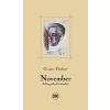 Gustave Flaubert NOVEMBER - STÍLUSGYAKORLAT-TÖREDÉK