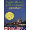 Tóth Szilvia;Németh Ervin ENGLISH READER, POSITIVE ENGLISH - MUNKAFÜZET