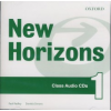 Daniela Simons, Paul Radley NEW HORIZONS 1 CLASS AUDIO CD(2)
