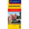 CARTOGRAPHIA KFT / BIZO. Csehország - Európai autótérképek