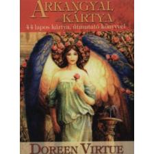 Doreen, dr. Virtue Arkangyal jóskártya ezotéria