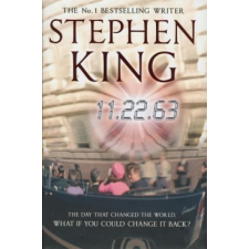 Stephen King 11.22.63 regény