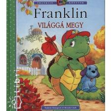 Brenda Clark;Paulette Bourgeois Franklin világgá megy gyermek- és ifjúsági könyv