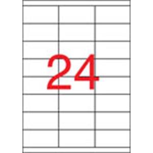 APLI 3 pályás etikett, 70 x 35 mm, 6000 etikett/csomag
