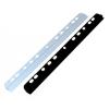 DONAU Lefűzhető iratsín kék 6 mm