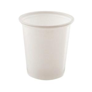 Propack Műanyag fehér pohár 1 dl