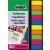SIGEL Oldaljelölő címke műanyag Micro