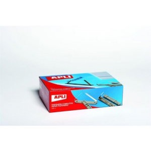 APLI Fém lefűzőlap, 100 db/doboz