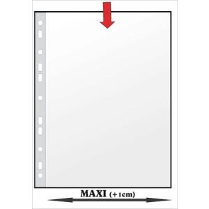 ESSELTE Maxi lefűzhető genotherm 120mic