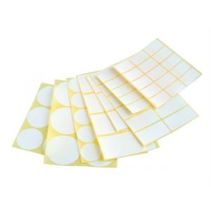 . Öntapadó címke 38 × 56 mm, 60 címke/csomag