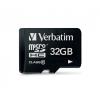 Verbatim Micro SecureDigital memóriakártya 32GB class 10 (SDHC fogl)