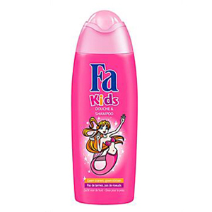 Fa Kids Tusfürdő Sampon 250 ml unisex