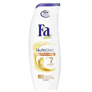 Fa NutriSkin Peach Testápoló tej 400 ml női