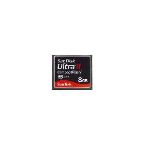 Sandisk CF 8GB Ultra II