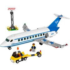LEGO City - Utasszállító repülő 3181 lego