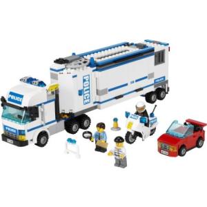 LEGO Mozgó rendőri egység 7288