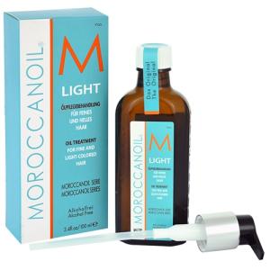 Moroccanoil Treatments hajkúra finom és lesimuló hajra
