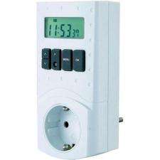 GAO GAO digitális heti időkapcsoló óra konnektorba, 2 pólusú, 3680W, 16 program, EMT 799 villanyszerelés