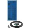 Sunset Polikristályos szolár készlet PX55 napelem