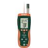 Extech IR hőmérséklet-nedvességmérő HD-500
