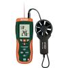 Extech Légáramlásmérő Extech HD-300