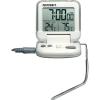 Voltcraft Digitális hőmérő szondával és időzítővel Voltcraft DET-3T