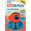 Tesa Ragasztószalag átlátszó 2 db + ragasztószalagtekercselő TESAFILM®