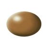 Festék, fabarna, selyemmatt, színkód: 382 RAL, színkód: 8001, 18 ml, Revell Aqua