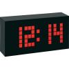 TFA Rádiójel vezérlésű ébresztőóra Time Block